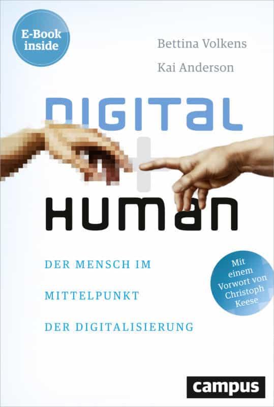 DIGITAL HUMAN Buchcover