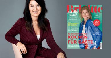 """Brigitte Huber sucht """"Die besten Arbeitgeber für Frauen"""""""