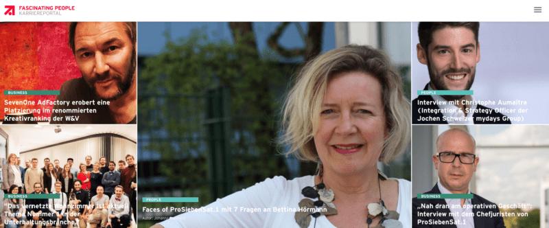Employer Branding bei ProSiebenSat.1 - Der Karriereblog