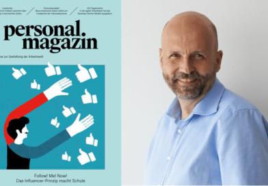 Personalmagazin komplett neu – Interview +++ Verlosung