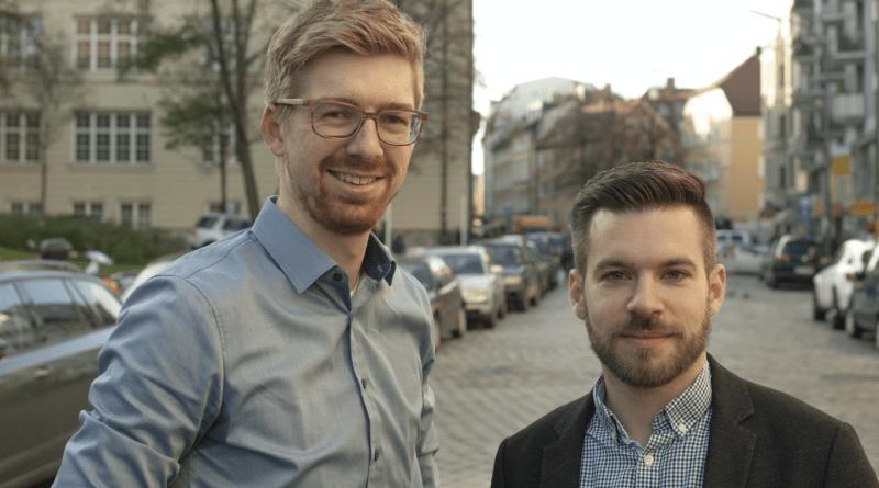 Martin Grupp und Stefan Schabernack von jobify