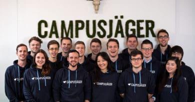 Das Campusjäger Team