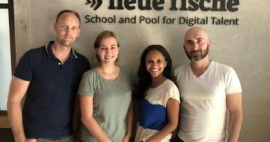 HR Startup Serie: neue fische
