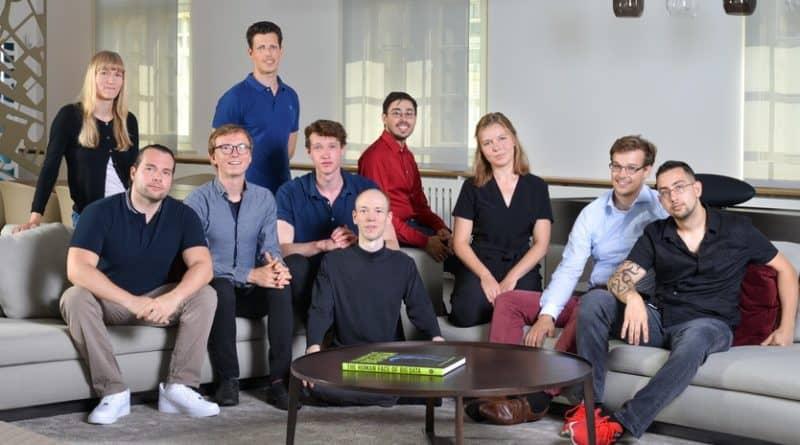 Das StackFuel Team