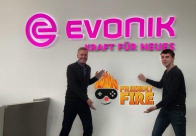 Friendly Fire – Employer Branding bei EVONIK