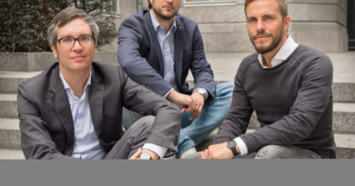 Das Talents Connect Gründerteam