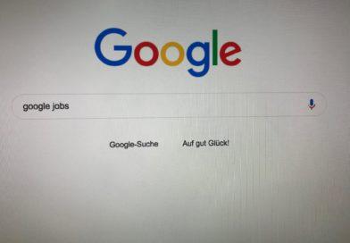 XING ist Launchpartner von google for jobs