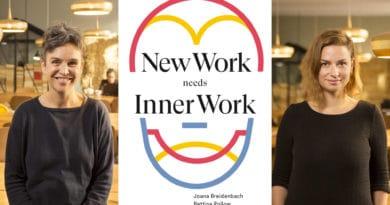 New Work needs Inner Work – Crowdfunding