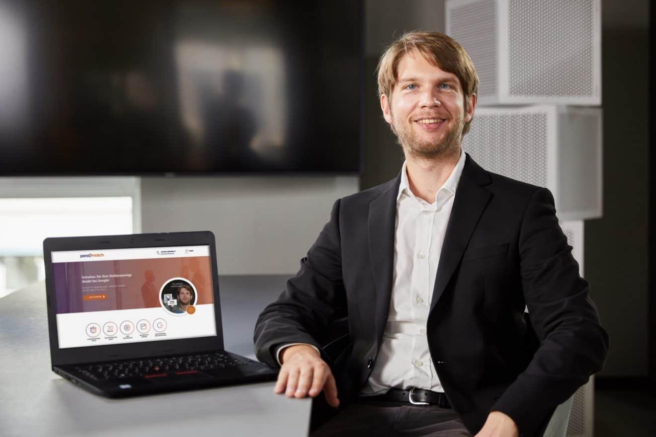 Tristan Niewöhner von persomatch gibt Auskunft zu Google for Jobs