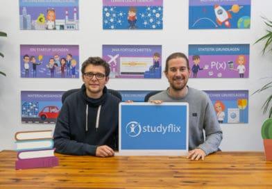 Studyflix – heute in der HR Startup Serie
