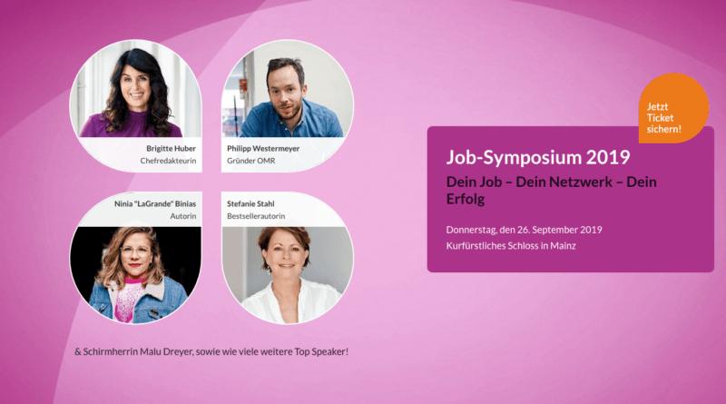 Brigitte Job Symposium mit 40% saatkorn. Rabattcode