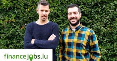 HR Startup Serie: financejobs.lu