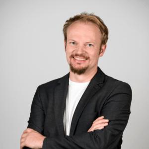 Marc Glasl, Geschäftsführer von C2N