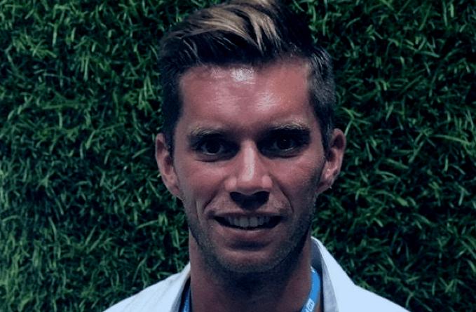 Max Lux von den LinkedIn Sales Solutions