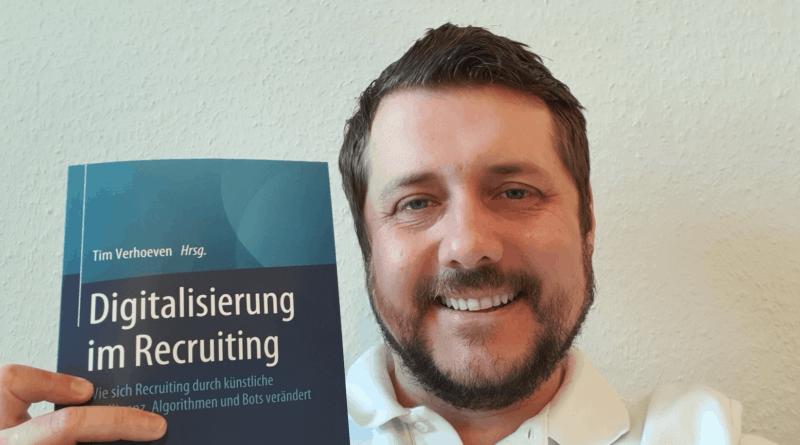 Tim Verhoeven mit Digitalisierung im Recruiting