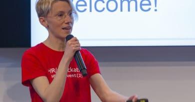 Eva Zils initiiert den Online HR Hackathon