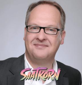 Wolfgang Brickwedde ist Gast im neuen SAATKORN Podcast