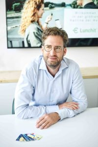 Florian Gottschaller von Spendit