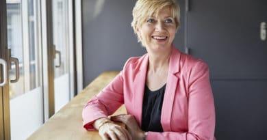 Anja Schlenk von der Bertelsmann Stiftung organisiert das Camp Q 2020