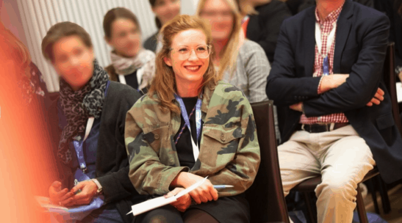 HR Rookies Member Josi Schiffer