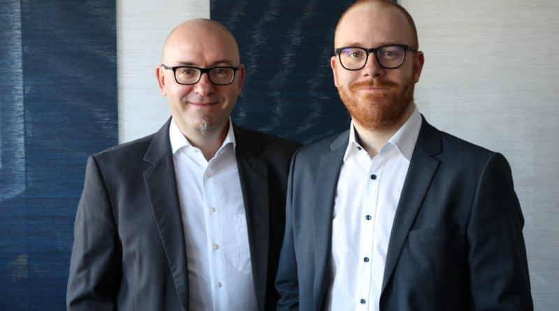 Patrick-Lobacher-und-Christian-Jacob-Autorenteam-von-OKR-Objectives-Key-Results