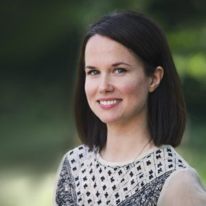 Nicole Gerecht, unIQate Founderin