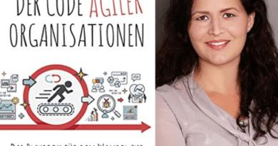 Dr Stefanie Puckett, Autorin von Der Code agiler Organisationen im SAATKORN Interview