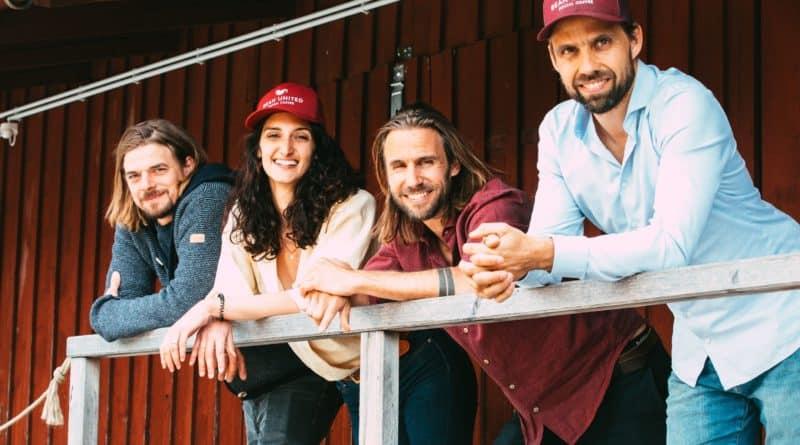 Das Bean United Team in der SAATKORN Startup Serie