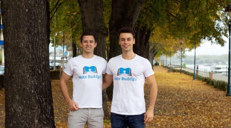 Note Buddy's in der SAATKORN HR Startup Serie