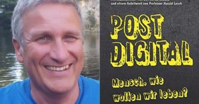 Andreas Philipp im SAATKORN Interview zu seinem Buch POSTDIGITAL