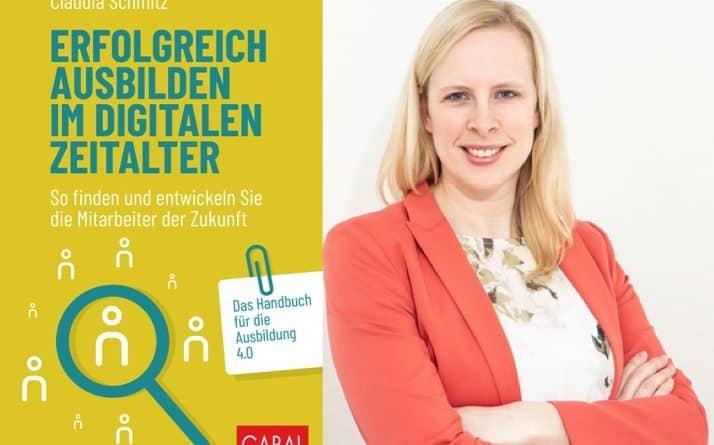 Claudia Schmitz auf SAATKORN zu ihrem Buch Erfolgreich ausbilden