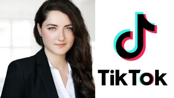 Nadine Niknafs vom Global Employer Branding TikTok in der SAATKORN Serie TikTok im Personalmarketing