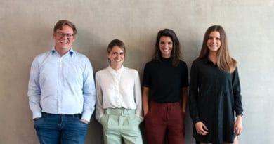 Das Ausbildungsmarketing Spezi-Team von TERRITORY Embrace im SAATKORN Blog