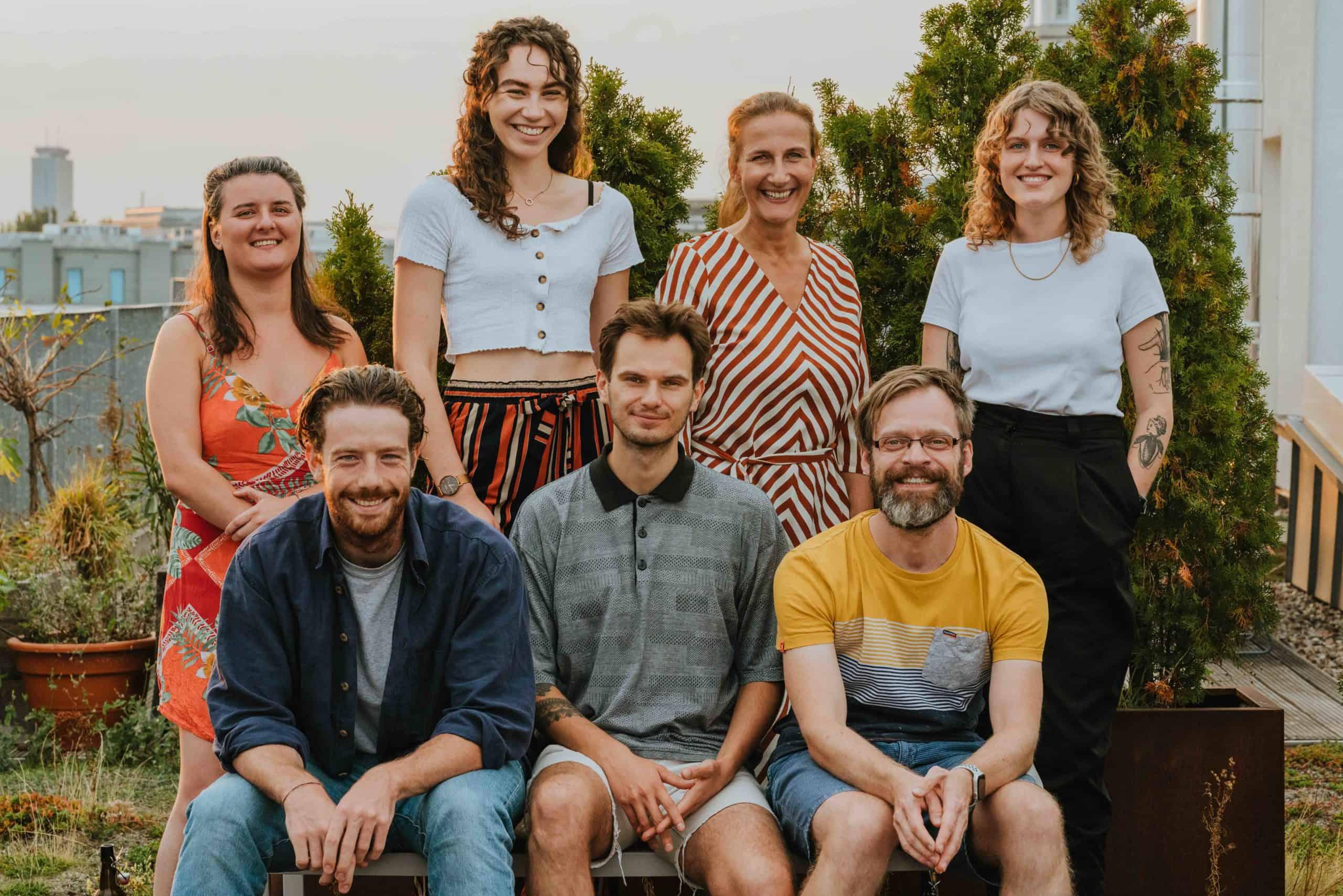 Das CULCHA Team in der SAATKORN HR Startup Serie