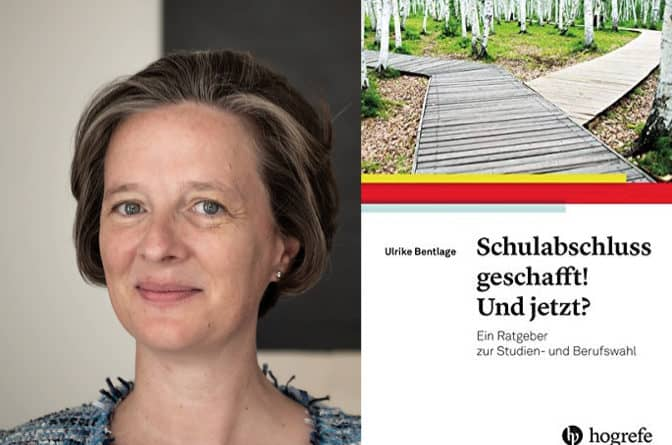 Ulrike Bentlage Buch Schulabschluss geschafft Saatkorn