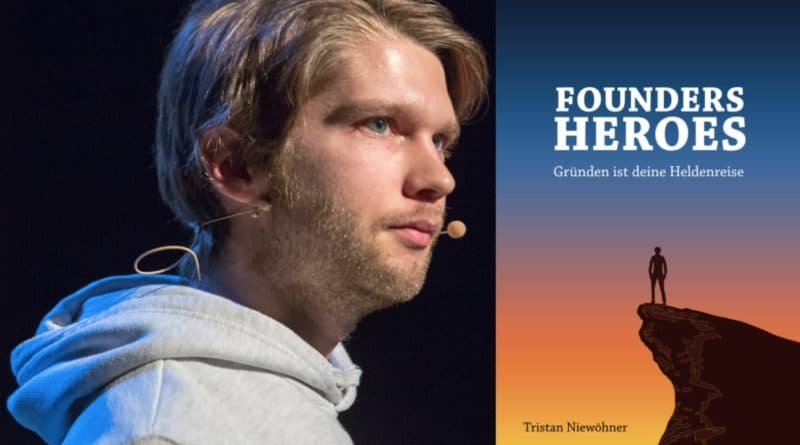 Founders Heroes SAATKORN Tristan Niewoehner horizontal