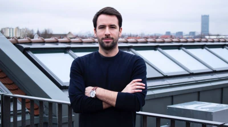 STUDYDRIVE Co-Founder Sven Gasper im SAATKORN Podcast