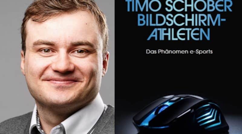 Timo Schoeber zu E-Sports im Employer Branding und Bildschirmathleten Verlosung