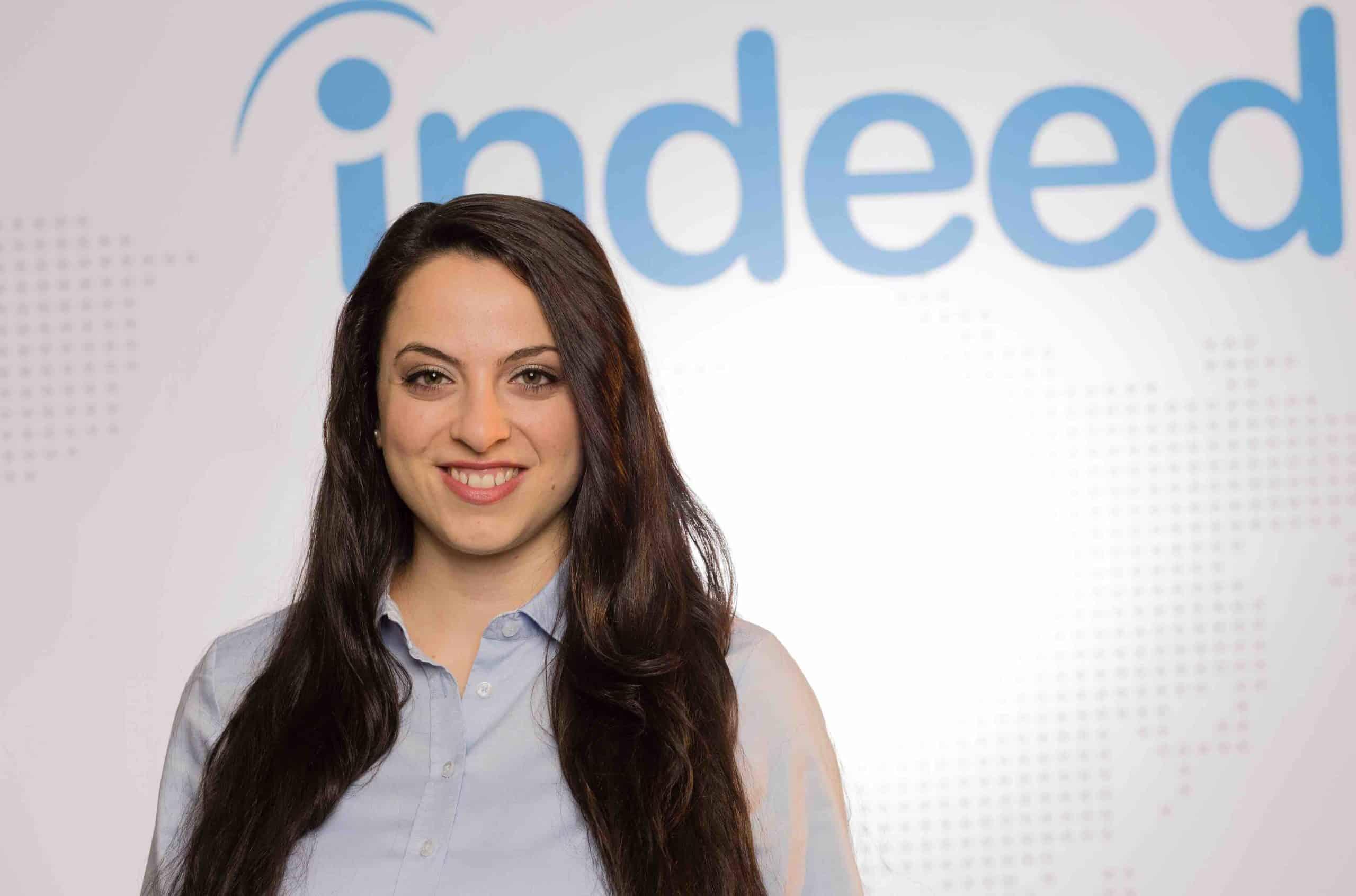HR bei INDEED: Interview mit Alessandra Mahnecke - SAATKORN