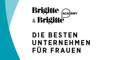 Die besten Unternehmen für Frauen – BRIGITTE sucht!