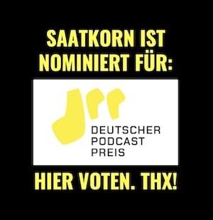 Voting für Deutschen Podcast Preis