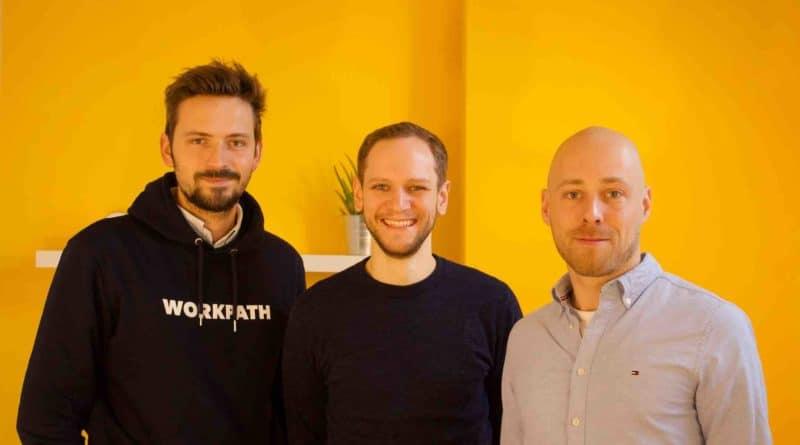 HR Startup Workpath Founder SAATKORN