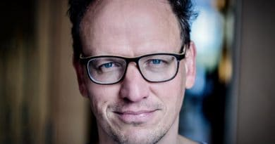 """Kristian Gründling und """"Die stille Revolution"""" im Podcast"""