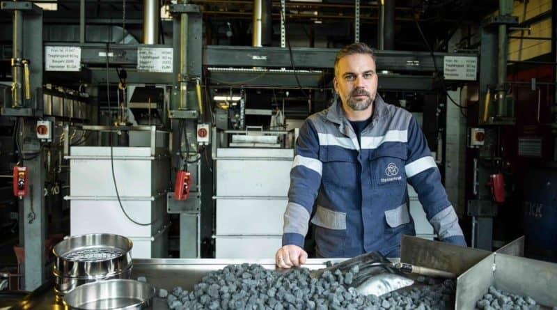 Boris Zimmermann #GENERATIONTK thyssenkrupp Employer Branding SAATKORN