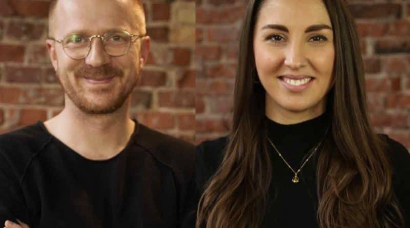 Hendrik Schroeder Katrin Nikolova ABOUTYOU SAATKORN Podcast Tech Recruiting