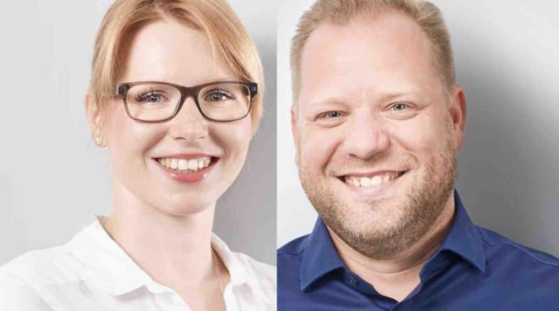 Katharina Baehr Christian Liebelt Plusserver HR im Mittelstand SAATKORN Podcast horizontal