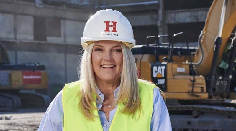 Barbara Hagedorn Hagedorn Unternehmensgruppe Female Recruiting Frau am Bau SAATKORN Podcast h