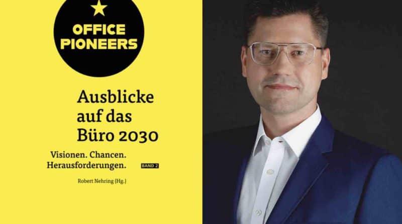OFFICE PIONEERS ROBERT NEHRING SAATKORN BUCHVERLOSUNG
